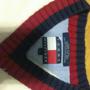 Vtg Tommy Hilfiger Sweater